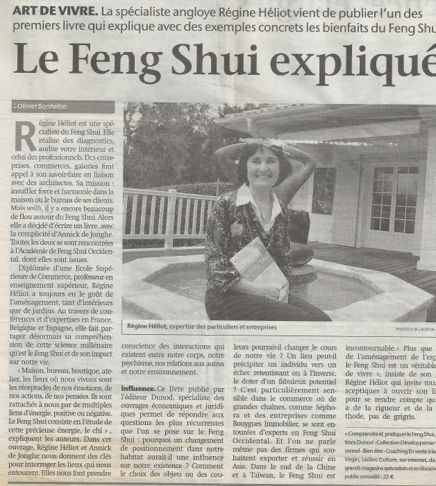 Le Nord Ouest En Feng Shui : Feng shui sud ouest salon